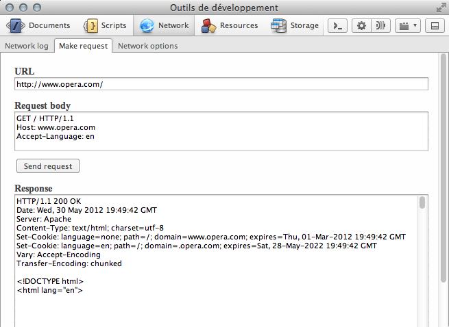 Dev Opera — HTTP: Let's GET It On!