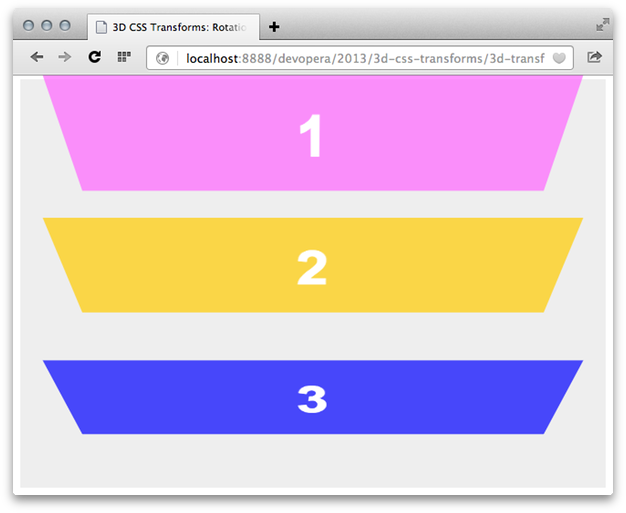 Dev Opera — Understanding 3D Transforms