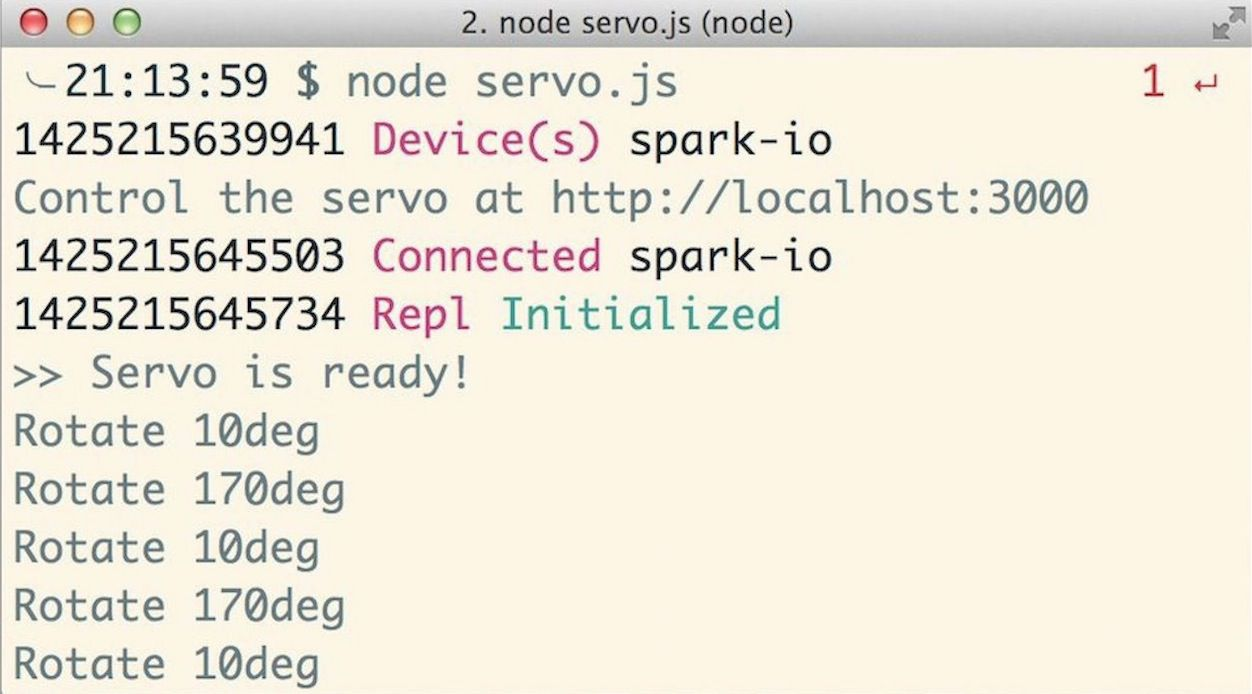 Dev Opera — Electronics for the JavaScript Developer using