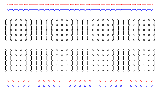 Unique Breadboard Schematic Image Collection - Electrical Circuit ...
